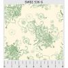 """Ткань для пэчворк (50x55см) 536G из коллекции """"Sweet escape"""" """"P&B"""" (США)"""
