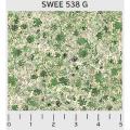 """Ткань для пэчворк (50x55см) 538G из коллекции """"Sweet escape"""" """"P&B"""" (США)"""
