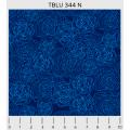 """Ткань для пэчворк (50x55см) 344N из коллекции """"True blue"""" """"P&B""""(США)"""