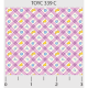 "Ткань для пэчворк (50x55см) 339C из коллекции ""Toy chest"" ""P&B""(США)"