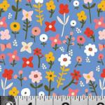 """Ткань для пэчворк 576B из коллекции """"Загородная жизнь"""" """"P&B""""(США)"""