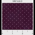 """Ткань для пэчворк (50x55см) 626D из коллекции """"Vintage Miniatures"""" """"P&B""""(США)"""