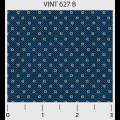 "Ткань для пэчворк (50x55см) 627B из коллекции ""Vintage Miniatures"" ""P&B""(США)"