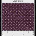 """Ткань для пэчворк (50x55см) 627D из коллекции """"Vintage Miniatures"""" """"P&B""""(США)"""