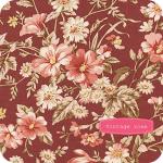 """Ткань для пэчворк 101D из коллекции """"Винтажная роза"""" """"P&B""""(США)"""