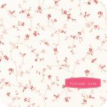 """Ткань для пэчворк 107P из коллекции """"Винтажная роза"""" """"P&B""""(США)"""