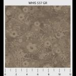 """Ткань для пэчворк (50x55см) 537GR из коллекции """"Whisper"""" """"P&B""""(США)"""