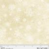 """Ткань для пэчворк (50x55см) 26714BEI из коллекции """"Winters friends"""" """"P&B""""(США)"""
