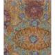 """Ткань для пэчворк (60x110см) 806MU из коллекции """"Xanadu"""" """"P&B""""(США)"""