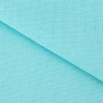 """Ткань для пэчворк 13-4810 бирюзовая из коллекции """"Краски жизни"""" """"Peppy"""""""