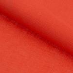 """Ткань для пэчворк (50x55см) 17-1463 оранжевая из коллекции """"Краски жизни"""" """"Peppy"""""""