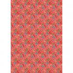 """Ткань для пэчворк (50x55см) ГР-07 из коллекции """"Грамотейка"""" """"Peppy"""""""