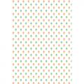 """Ткань для пэчворк (50x55см) ГР-09 из коллекции """"Грамотейка"""" """"Peppy"""""""