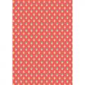 """Ткань для пэчворк (50x55см) ГР-10 из коллекции """"Грамотейка"""" """"Peppy"""""""