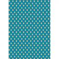 """Ткань для пэчворк (50x55см) ГР-11 из коллекции """"Грамотейка"""" """"Peppy"""""""