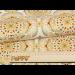 """Ткань для пэчворк (50x55см) ИС-03 из коллекции """"Индийское сари"""" """"Peppy"""""""