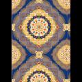 """Ткань для пэчворк (50x55см) ИС-04 из коллекции """"Индийское сари"""" """"Peppy"""""""