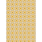 """Ткань для пэчворк (50x55см) ИС-07 из коллекции """"Индийское сари"""" """"Peppy"""""""