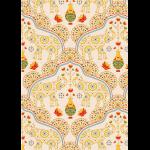 """Ткань для пэчворк (50x55см) ИС-09 из коллекции """"Индийское сари"""" """"Peppy"""""""
