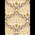 """Ткань для пэчворк (50x55см) ИС-10 из коллекции """"Индийское сари"""" """"Peppy"""""""