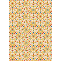 """Ткань для пэчворк (50x55см) ИС-11 из коллекции """"Индийское сари"""" """"Peppy"""""""