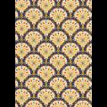 """Ткань для пэчворк (50x55см) ИС-12 из коллекции """"Индийское сари"""" """"Peppy"""""""