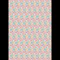 """Ткань для пэчворк (50x55см) КМ-11 из коллекции """"Крошки-Матрёшки"""" """"Peppy"""""""
