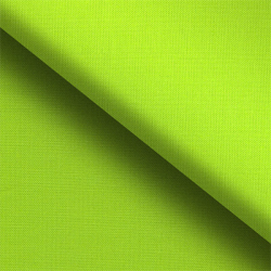 """Ткань для пэчворк (50x55см) 14-0452 яр. салатовая из коллекции """"Краски жизни Люкс"""" """"Peppy"""""""