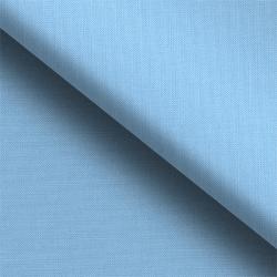 """Ткань для пэчворк 14-4122 голубая из коллекции """"Краски жизни Люкс"""" """"Peppy"""""""