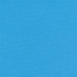 """Ткань для пэчворк (50x55см) 15-4323 яр. голубая из коллекции """"Краски жизни Люкс"""" """"Peppy"""""""