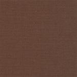 """Ткань для пэчворк (50x55см) 19-1116 коричневая из коллекции """"Краски жизни Люкс"""" """"Peppy"""""""