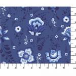 "Ткань для пэчворк (50x55см) ЛЧ-12 из коллекции ""Лазурное чудо"" ""Peppy"""