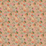 """Ткань для пэчворк (50x55см) ЛЖ-13 из коллекции """"Лесные жители"""" """"Peppy"""""""