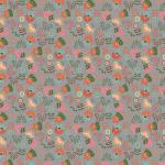 """Ткань для пэчворк (50x55см) ЛЖ-15 из коллекции """"Лесные жители"""" """"Peppy"""""""