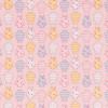 """Ткань фланель (100x110см) МС-05 розовая из коллекции """"Молочные сны"""" """"Peppy"""""""