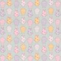 """Ткань фланель (100x110см) МС-06 серая из коллекции """"Молочные сны"""" """"Peppy"""""""