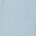 """Ткань фланель (100x110см) МС-10 голубая из коллекции """"Молочные сны"""" """"Peppy"""""""