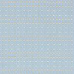 """Ткань фланель (100x110см) МС-13 голубая из коллекции """"Молочные сны"""" """"Peppy"""""""