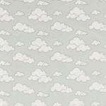 """Ткань фланель (100x110см) МС-21 серая из коллекции """"Молочные сны"""" """"Peppy"""""""