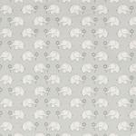 """Ткань фланель (100x110см) МС-24 серая из коллекции """"Молочные сны"""" """"Peppy"""""""