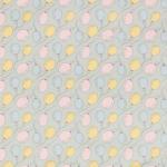 """Ткань фланель (100x110см) МС-27 серая из коллекции """"Молочные сны"""" """"Peppy"""""""