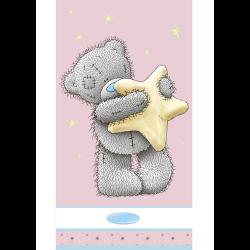"""Ткань для пэчворк (60x110см) MTY-03 из коллекции """"Лучшие моменты"""" """"Peppy"""""""