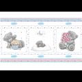 """Ткань для пэчворк (60x110см) MTY-04 из коллекции """"Лучшие моменты"""" """"Peppy"""""""