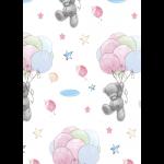 """Ткань для пэчворк (50x55см) MTY-10 из коллекции """"Лучшие моменты"""" """"Peppy"""""""