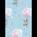 """Ткань для пэчворк (50x55см) MTY-11 из коллекции """"Лучшие моменты"""" """"Peppy"""""""