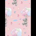 """Ткань для пэчворк (50x55см) MTY-12 из коллекции """"Лучшие моменты"""" """"Peppy"""""""