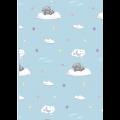 """Ткань для пэчворк (50x55см) MTY-14 из коллекции """"Лучшие моменты"""" """"Peppy"""""""