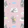 """Ткань для пэчворк (50x55см) MTY-18 из коллекции """"Лучшие моменты"""" """"Peppy"""""""