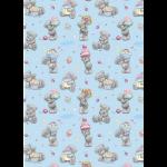 """Ткань для пэчворк (50x55см) MTY-20 из коллекции """"Лучшие моменты"""" """"Peppy"""""""