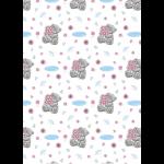 """Ткань для пэчворк (50x55см) MTY-25 из коллекции """"Лучшие моменты"""" """"Peppy"""""""